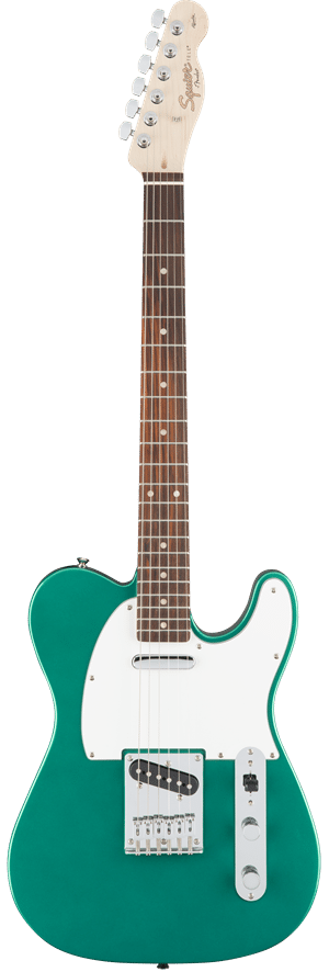 Squier Affinity Telecaster Rosewood Fretboard