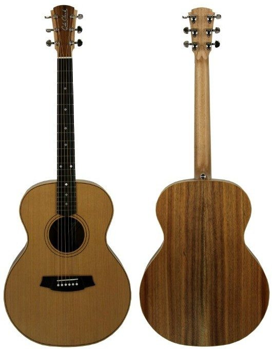 Cole Clark Angel 2 Cedar Blackwood