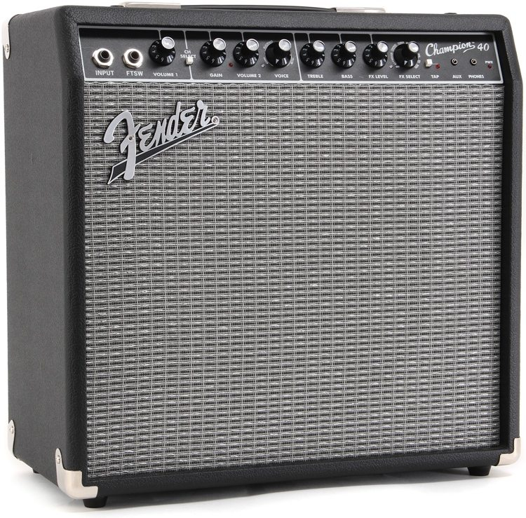 Fender Champion 40 Guitar Amp
