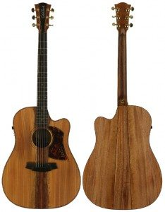 Cole Clark Fat Lady 2 Mahogany