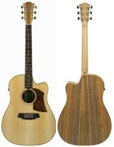 Cole Clark Fat Lady 2 Bunya Blackwood