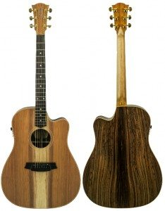 Cole Clark Fat Lady 2 redwood rosewood