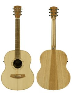 Cole Clark Little Lady 1 Bunya Maple