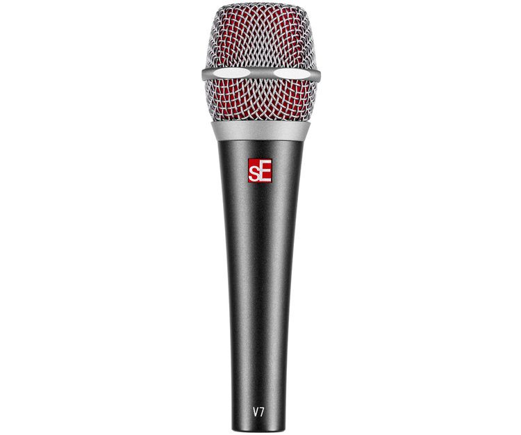 sE V7 Supercardioid Dynamic Microphone
