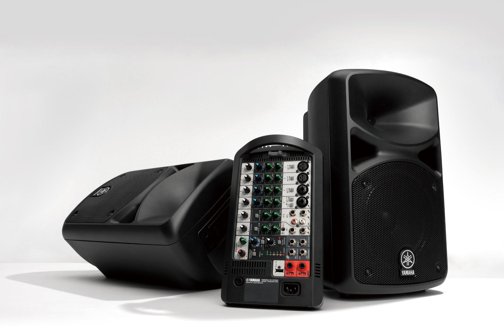 Yamaha STAGEPAS 400i PA System
